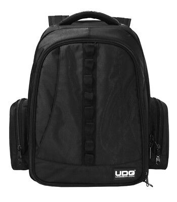 UDG BackPack Schwarz/Orange (U9102BL/OR)