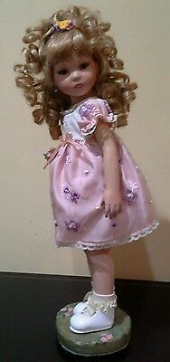 Marie Osmond doll Spring Bouquet