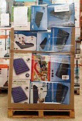 6 Pallets of Wholesale job lot stock of Air Beds
