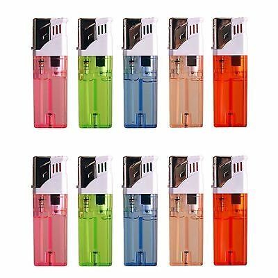 100 Wholesale Torch Jet Lighters Refillable Windproof Bulk Lighter 100 PACK CASE
