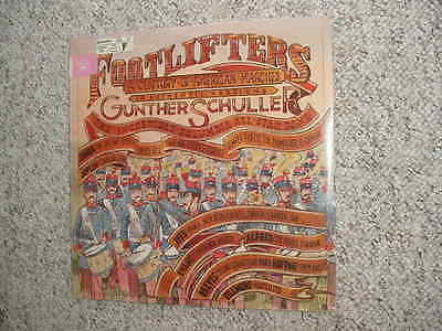 SEALED GUNTHER SCHULLER footlifters  lp record