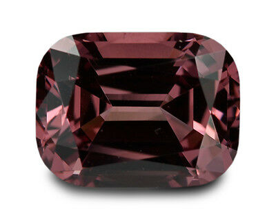 4.93 Carats Natural Mahenge Malaya Garnet Gemstone - Cushion