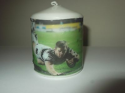 Kirk Yeaman Hull FC Legend Unique Candle Gift