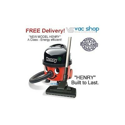 NEW  Henry Vacuum Cleaner Deal.