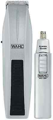 Wahl 5537-420 Mustache and Beard with Bonus Trimmer