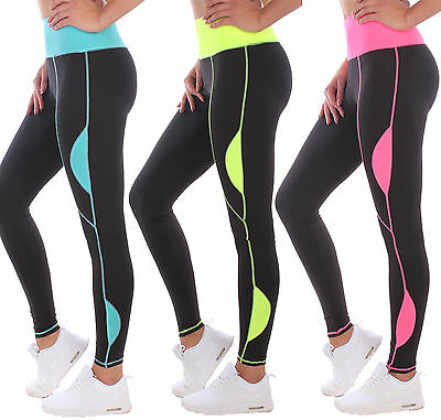 Pantalons De Sport De Femme Yoga Pantalon Stretch Fitness Short De Course