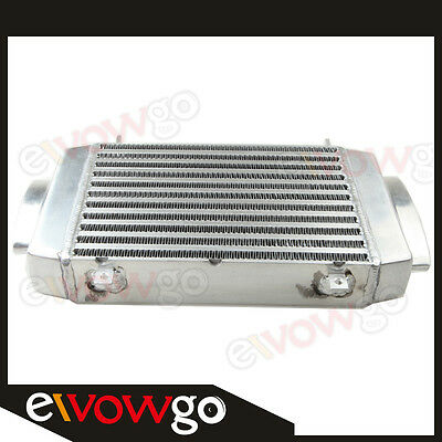 For Bmw Mini Cooper S R53 02-06 Top Mount Turbo Supercharged Intercooler Bolt On