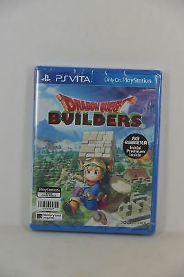 NEW PSV PS Vita Dragon Quest Builders DQ Builder (Asian ENGLISH Version)