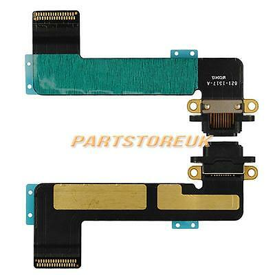 UK Black Charger Charging Port USB Dock Connector Flex Cable For Apple iPad Mini