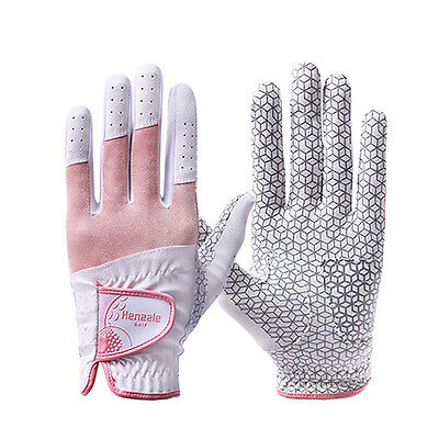 2 PCS KPGA Official Product S M ML L XL Size Left Hand Ladies Women Golf Gloves