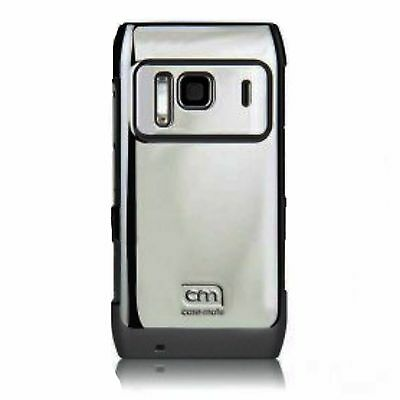 Case Mate Barely There For Nokia N8 Metallic Silver - new