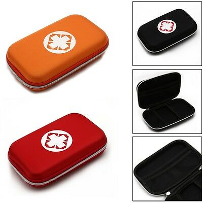First Aid Case Kit Pouch Treatment Rescue Emergency Outdoor Survival Medical Bag