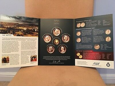 The Battle Of Waterloo Coin Collection