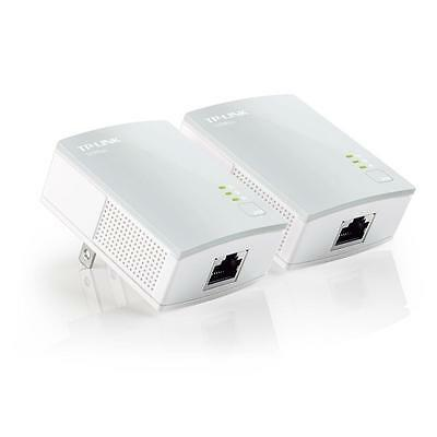 TP-LINK TL-PA4010 AV500 Nano Powerline Adapter Up to 500Mbps