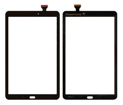 """Black Touch Screen Digitizer Glass for Samsung Galaxy Tab E 9.6"""" SM-T560 SM-T561"""