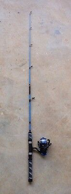 Fishing Rod And  Reel Combo With Line 1.2m