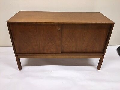 Swedish Teak Cupboard Designed by Karl-erik ekselius 1960's