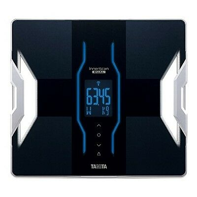 NEW Tanita Body Composition Meter INNER SCAN DUAL Black RD-901-BK JAPAN