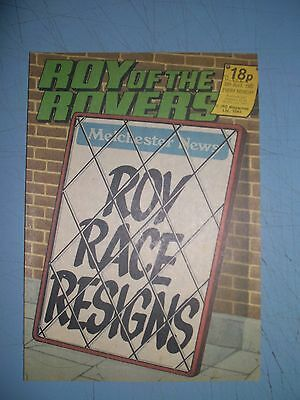 Roy of the Rovers issue dated April 30 1983