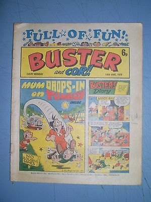 Buster issue dated June 14 1975