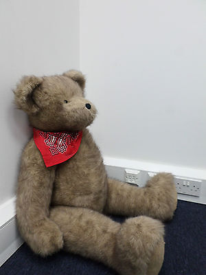 Big Jake BOYD BEAR COLLECTION Large Teddy Bear With Tag RETIRED