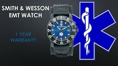 Smith And Wesson Fire Rescue Emt / Paramedic Watch