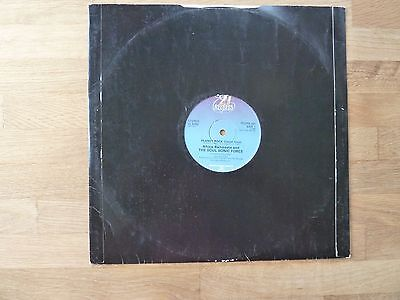 "Africa Bambaata And The Soul Sonic Force - Planet Rock 12"" vinyl single"