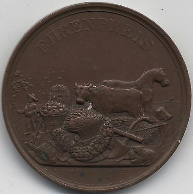 German Agricultural Medal***34mm***Collectors***