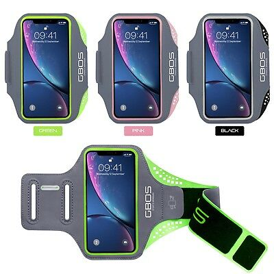 GBOS Sports Gym Running Jogging Exercise Armband Case Cover For Apple iPhone