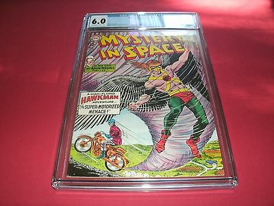 Mystery in Space #89 (Feb 1964, DC) CGC GRADED 6.0