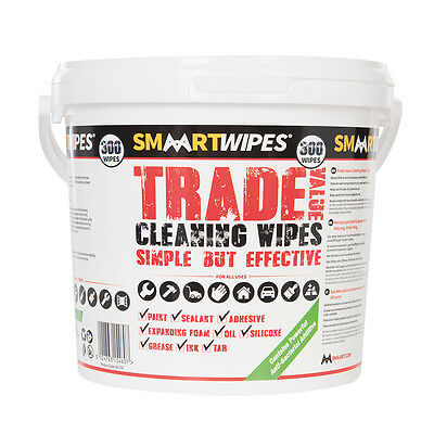 SMARTWIPES Trade Value Cleaning Wipes - 300pk