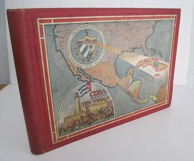 CUBA Before The World, Panama-Pacific International Exposition, 1915 Illus