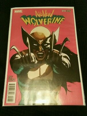 All-New Wolverine 14 Yu Variant