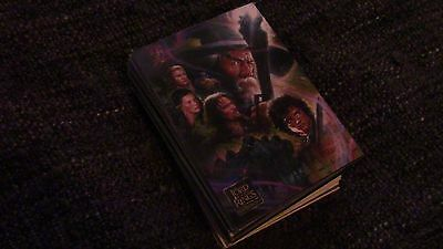 topps lord of the rings masterpieces complete 72 card basic set