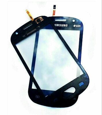 Samsung Galaxy Fame S6810 Digitizer Touch Screen Replacement Front Glass Blue