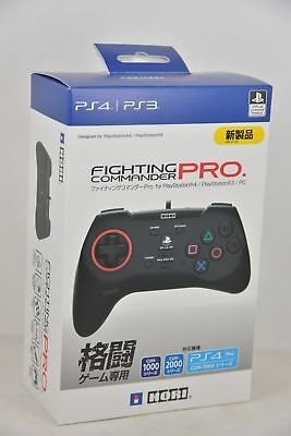 HORI Fighting Commander Turbo Controller for PS4 PS3 PC for Street Fighter V 5