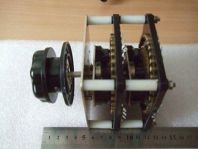 Band 2 Pole 36 Position Channel Rotary Switch
