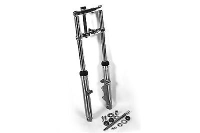 V-Twin 24-9971 - 41mm Fork Assembly with Polished Sliders