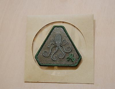 PDW St Patrick's Day Special Projects Div. Morale Patch Prometheus Design Werx