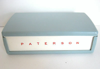 Patterson Pocket Photo Slide Viewer 2x2 inch - spares/repairs