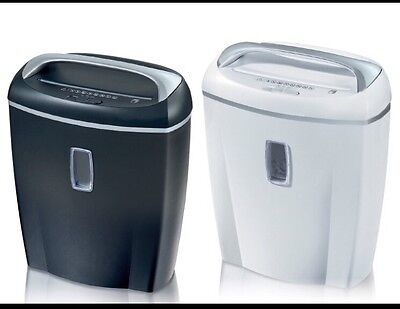 United Office Cross Cut Shredder 21l   Only Black Color Available!!
