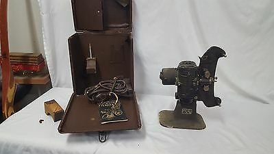 Vintage Bell & Howell Filmo 8 Projector