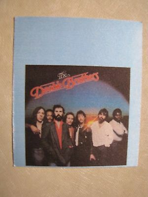 Doobie Brothers Tour Backstage Pass!! Unpeeled!! RARE!!