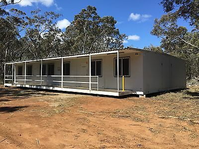 Portable Buildings 6 x 3m modules, exceptional condition, exciting opportunity