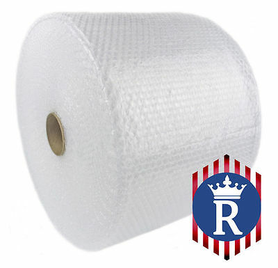 "3/16"" Roll x 350 Ft Length x 12"" Wide Bubble Cushion Wrap - High Quality!"