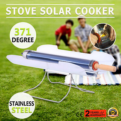 Stove Solar Cooker Oven Bbq Grill Protable Barbecue High Speed Sun Cooking