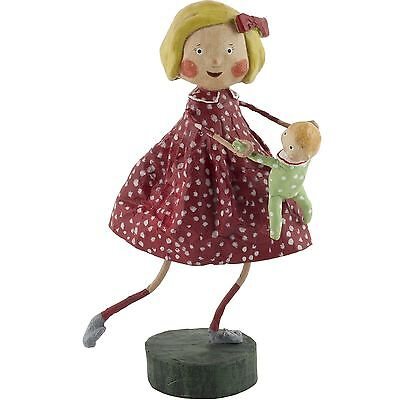 LORI MITCHELL ~ Dancing With Baby ~ Christmas Figurine ~ Free Shipping!