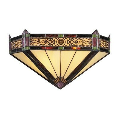 Filigree 2 Light Wall Sconce In Aged Bronze 08030-AB