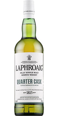 Laphroaig Quarter Cask Scotch Whisky 700Ml Single Malt