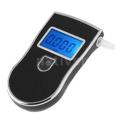 AT818 Portable Digital Breath Alcohol Tester Breathalyze Meter Electronic Z3J0